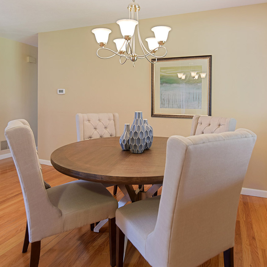 Transitional Dining Room Package